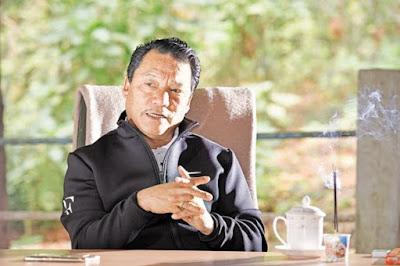 Gorkha Janmukti Morcha (GJM) president Bimal Gurung