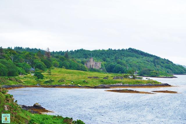 Dunvegan Castle, isla de Skye (Escocia)
