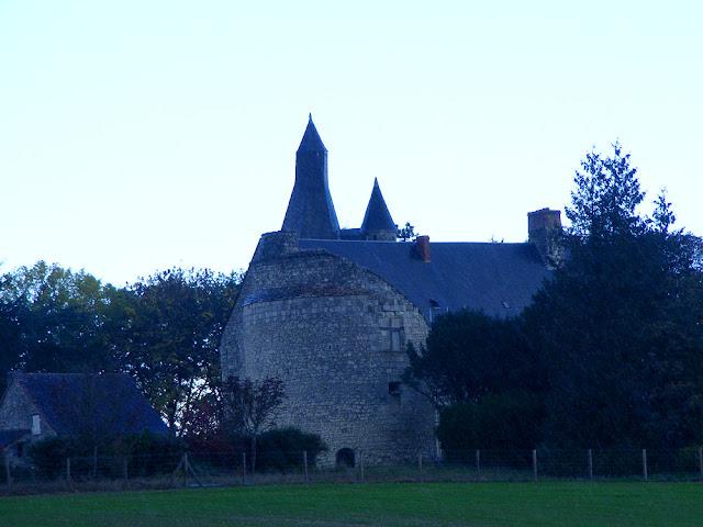 Chateau du Verger, Indre et Loire, France. Photo by Loire Valley Time Travel.
