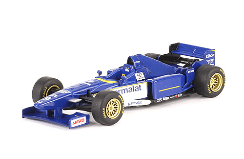 Ligier JS43 1996 Olivier Panis f1 the car collection