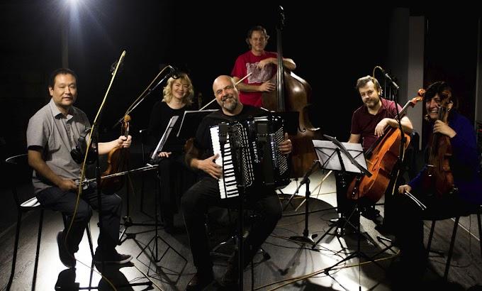 Teatro Alfa retoma atividades presenciais e linha de espetáculos de música com Toninho Ferragutti e Quinteto de Cordas