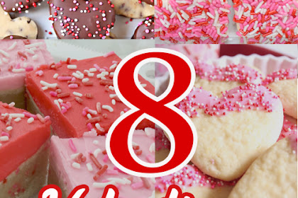 8 Valentines Day Cookie Recipe