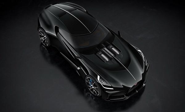 Bugatti W16 Rembrandt Concept