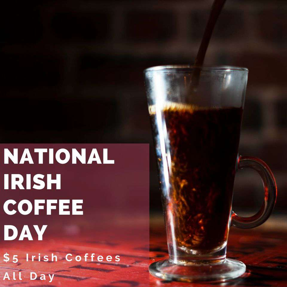 National Irish Coffee Day Wishes