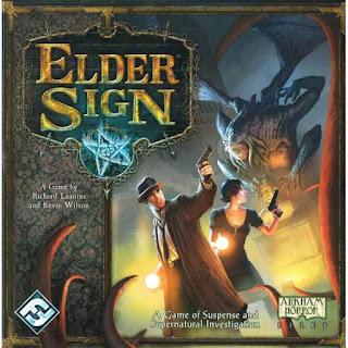 Elder Sign   juego de mesa