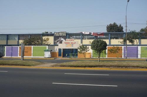 Escuela 0014 ANDRES BELLO - Pueblo Libre