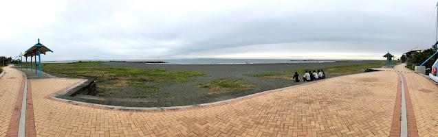 【大叔生活】2021 又是六天五夜的環島小筆記 (上卷) - 青洲濱海遊憩區的寬闊視野 (點擊觀看)