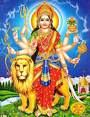 Lord Durga Hd Images