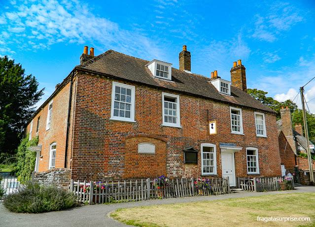 Museu Casa de Jane Austen