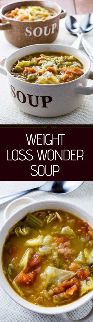 WEIGHT LOSS WONDER SOUP #healthyrecipe #keto #soup