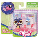 Littlest Pet Shop Mommy & Baby Penguin (#2495) Pet