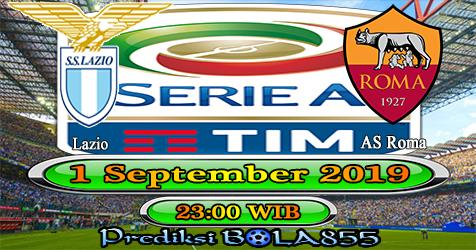 Prediksi Bola855 Lazio vs AS Roma 1 September 2019