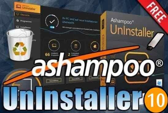 تحميل برنامج Ashampoo UnInstaller 10 Portable نسخة محمولة مفعلة اخر اصدار