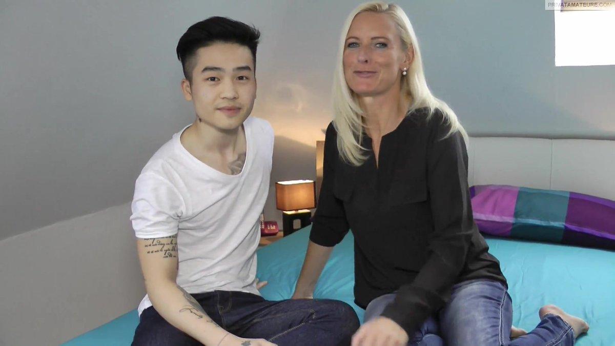 Dirty Tina With Asian Guy - Paraiso Ni Adan