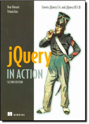 best book to learn jQuery