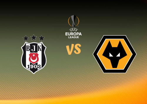 Beşiktaş vs Wolverhampton Wanderers  Resumen
