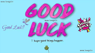 Best Good Luck Messages, Wishes and Quotes