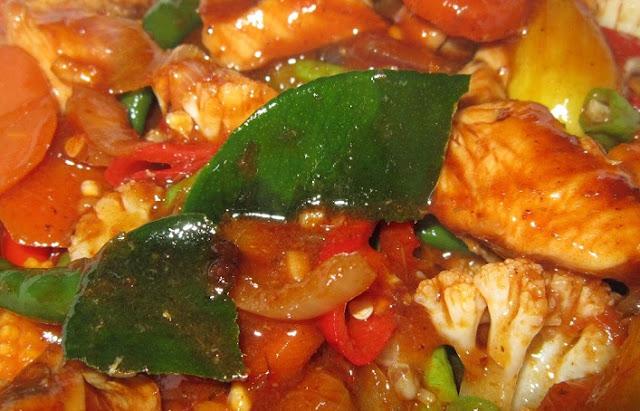 Resepi Ayam Masak Paprik Paling Mudah