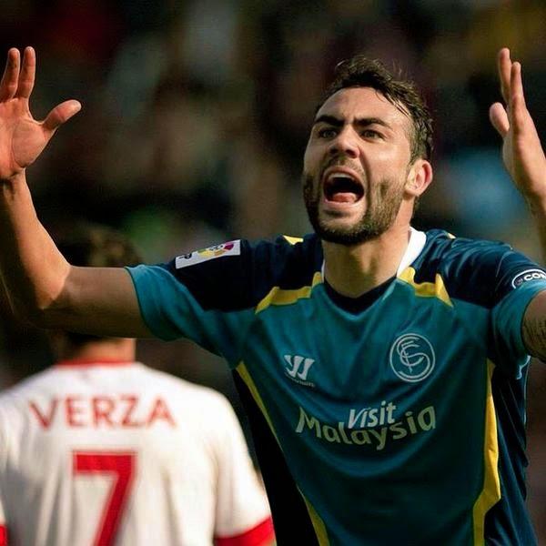 Crónica UD Almería 0 Vs Sevilla FC 2