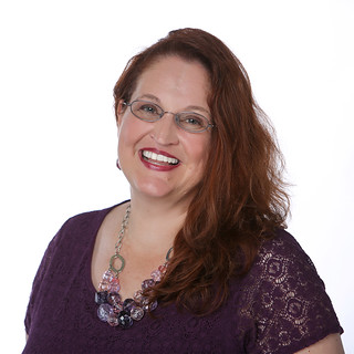 Carma Spence author picture