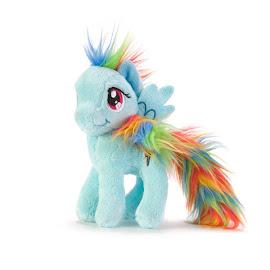 My Little Pony Rainbow Dash Plush by FurYu