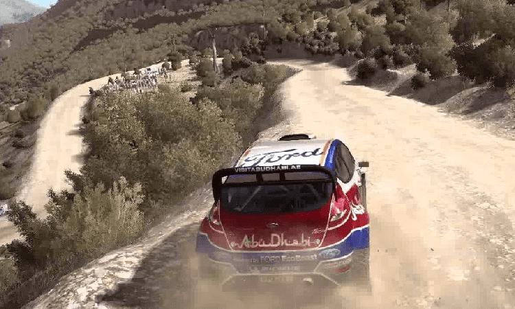 تحميل لعبة Dirt Rally شاملة كل التحديثات الجديده