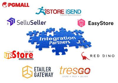 Bisnes Online Paling Mudah Dengan PG MALL