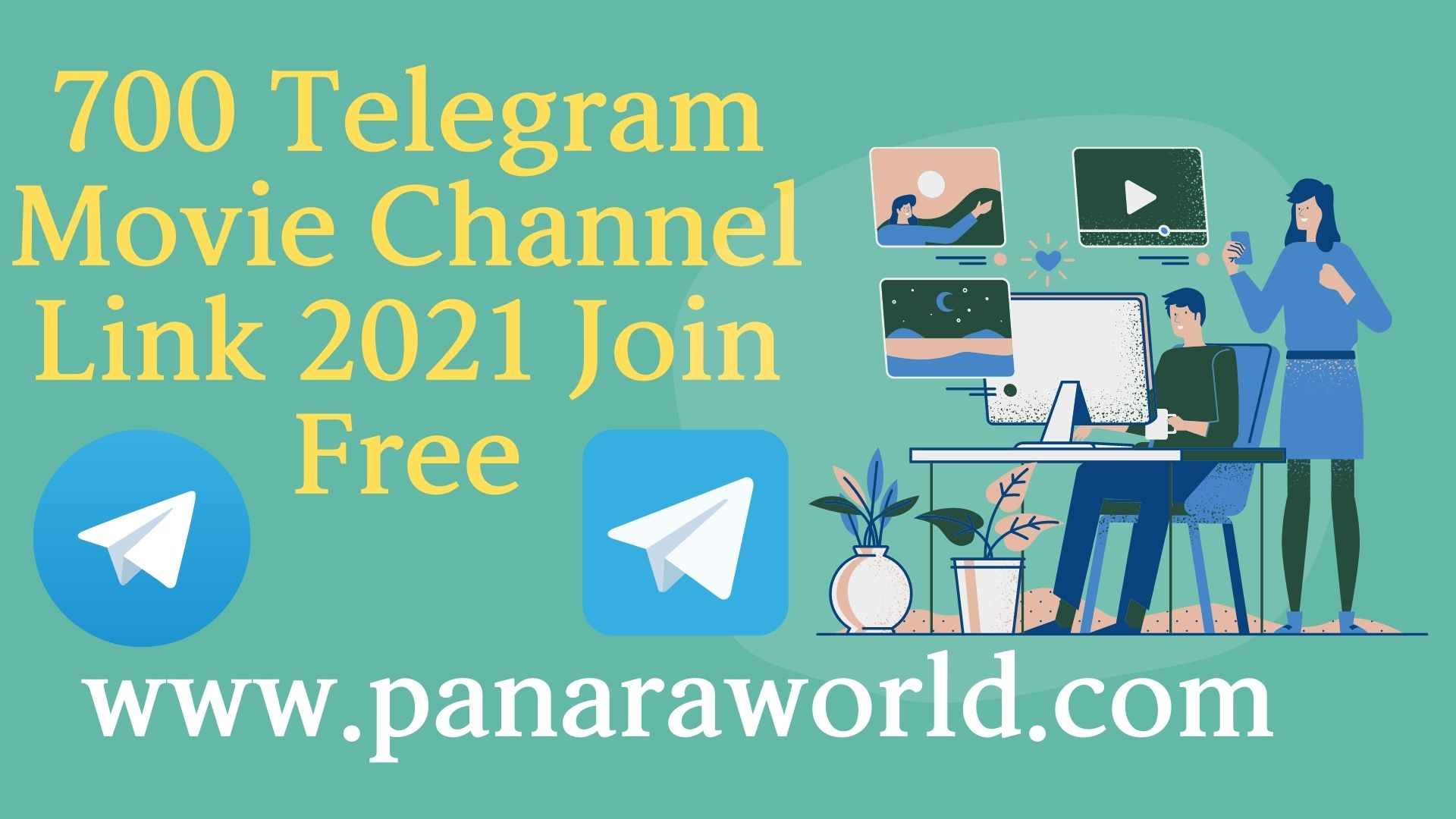 Telegram Movie Channel Link 2021