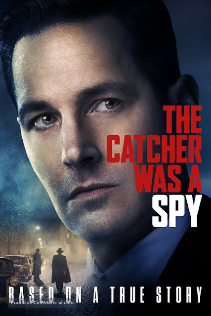 THE CATCHER WAS A SPY (2018) ταινιες online seires oipeirates greek subs