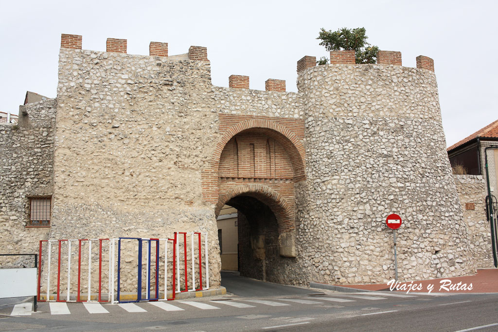 Arco de San Juan o de la Villa de Olmedo