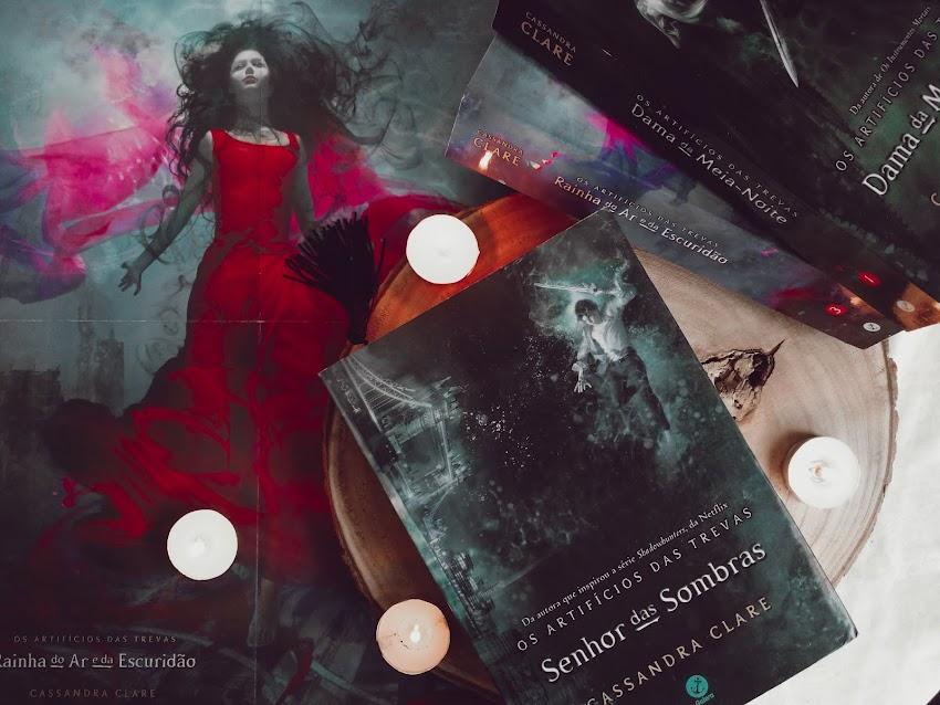 Senhor das Sombras, Cassandra Clare