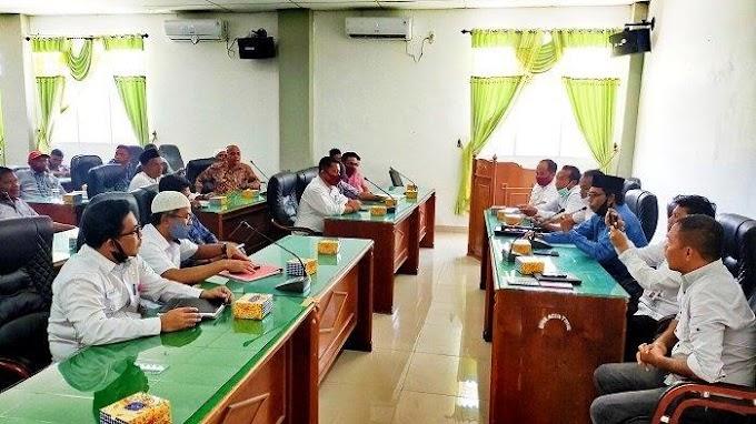 Audiensi dengan DPRK, DPW PA Aceh Timur Minta Pemkab Cairkan Dana Bantuan Parpol Rp 319 Juta