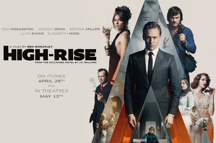 0 Film Paling Hot dan Seksi Tahun 2019, movie trailer, movie review, cast, High-Rise movie