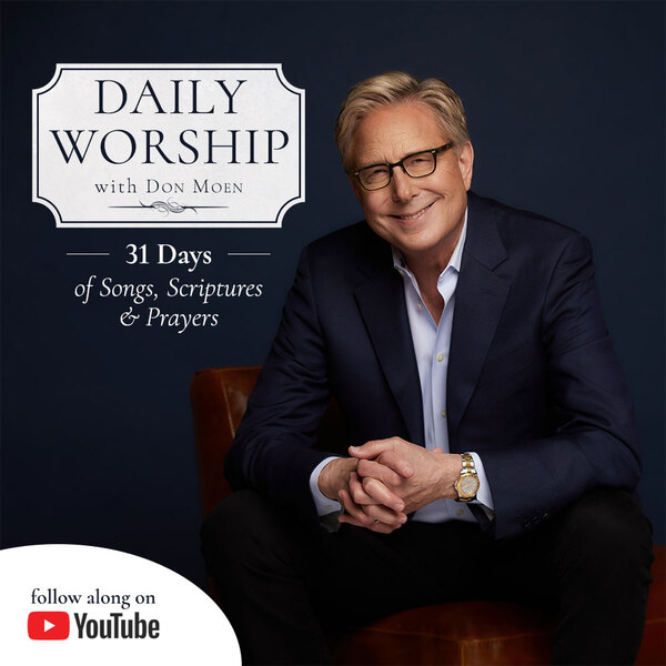 DON MOEN LAUNCHES NEW YOUTUBE VIDEO SERIES