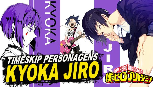TIMESKIP KYOKA JIRO! Boku no Hero Academia