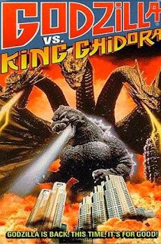 Godzilla vs. King Ghidorah ก็อดซิลลา ปะทะ คิงส์-กิโดรา