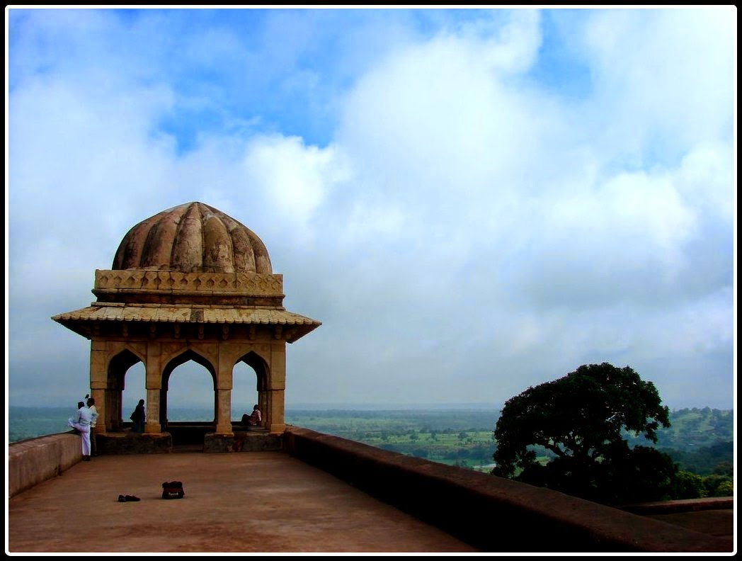 Mandu during monsoon