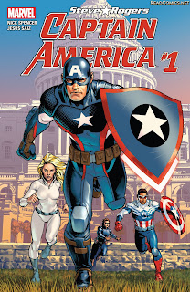 Oh Heil No: Captain America, Comic Books, and Clumsy Indoctrination