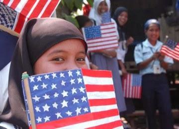 Muslimah Amerika Kampanyekan Jilbab