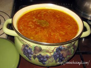 вкусный гороховый суп с фото