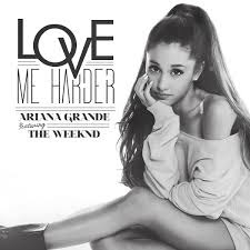 ariana grande love me harder lyrics