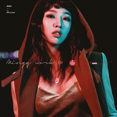 Minzy - Minzy Work 01 Uno (EP) - Album Download, Itunes Cover, Official Cover, Album CD Cover Art, Tracklist