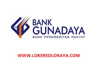Lowongan Kerja Solo Raya Security di Bank Guna Daya