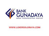 Lowongan Kerja Boyolali dan Solo Terbaru di Bank Guna Daya