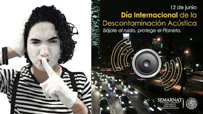 Día Mundial de la Descontaminación Acústica