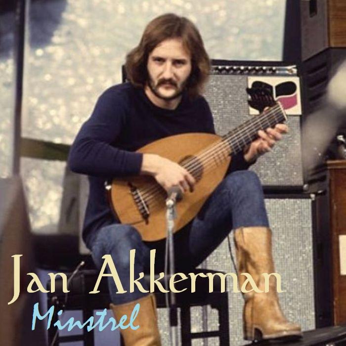 Albums I Wish Existed: Jan Akkerman - Minstrel (1973)