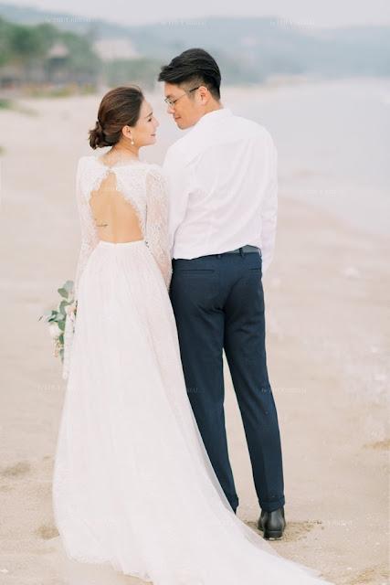 """Nhan sắc đúng chất """"nàng thơ"""" của vợ cố diễn viên Duy Nhân trong đám cưới lần 2 ở Hà Nội 5"""