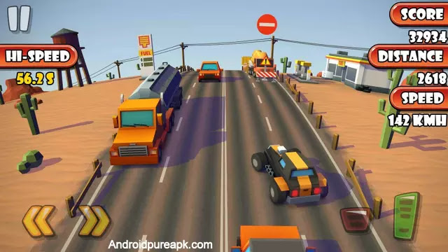 Highway Traffic Racer Planet Apk