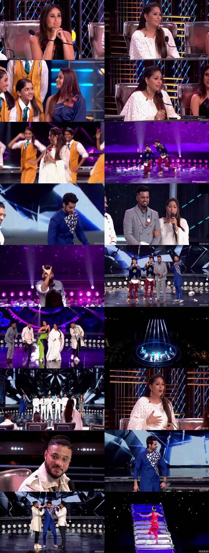 Screenshots Of Hindi Show Dance India Dance Battle of the Champions Season 7 7th September 2019 Episode 23 300MB 480P HD