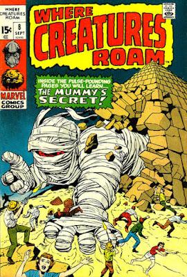 Where Creatures Roam #8